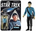 Spock Funko ReAction Figure Star Trek Series 1
