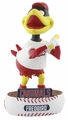 Fredbird (St. Louis Cardinals) Mascot 2018 MLB Baller Series Bobblehead by Forever Collectibles