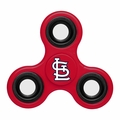 St. Louis Cardinals MLB Team Three Way Spinner