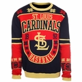 St. Louis Cardinals Retro Cotton Sweater by Klew