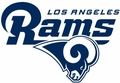 Los Angeles Rams Vintage NFL Wooden Sign