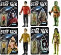 Star Trek Series 2 Set of 4 ReAction Figures Funko