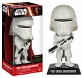 First Order Snowtrooper (Star Wars: Episode VII The Force Awakens) Funko Wacky Wobbler