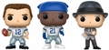 Staubach/Sanders/Landry (Dallas Cowboys) NFL Funko Pop! Legends Combo