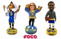 Curry/Dance Cam Mom/Durant (Golden State Warriors) Bobbleheads Exclusive Set (3)