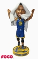 Stephen Curry (Golden State Warriors) Courtside w/Real Towel Bobblehead Exclusive #750
