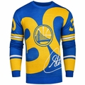 Stephen Curry #30 (Golden State Warriors) NBA 2016 Loud Player Sweater By Forever Collectibles
