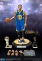 "Stephen Curry (Golden State Warriors) 1/6th Scale 2016 NBA 12"" Action Figure Enterbay"
