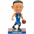 Stephen Curry (Golden State Warriors) 2017 NBA Caricature Bobble Head by Forever Collectibles