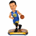 Stephen Curry (Golden State Warriors) 2017 NBA Headline Bobble Head by Forever Collectibles