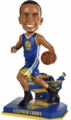 Stephen Curry (Golden State Warriors) Dub Nation (Blue Jersey) 2016 NBA Bobblehead Forever Collectibles