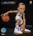 """Stephen Curry (Golden State Warriors) 2018 S1 IconAI 11"""" NBA smALL-STARS Edition (White)"""