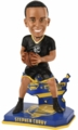 Stephen Curry (Golden State Warriors) Dub Nation (Slate Jersey) 2016 NBA Bobblehead Forever Collectibles