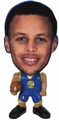 "Stephen Curry (Golden State Warriors) NBA 5"" Flathlete Figurine"