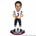 Stephen Gostkowski (New England Patriots) Super Bowl XLIX Champ NFL Bobble Head Forever Collectibles