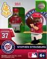 Stephen Strasburg (Washington Nationals) OYO Sportstoys Minifigures G3LE