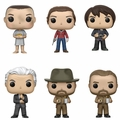 Stranger Things Complete Set w/ CHASE (6) Funko Pop! Series 2