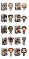 Stranger Things Complete Set w/ CHASE (10) Funko Pop!