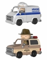 Stranger Things Funko Dorbz Rides