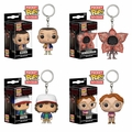 Stranger Things Funko Pop! Keychain Complete Set (4)