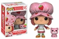 Strawberry Shortcake & Custard (Strawberry Shortcake) Funko Pop!