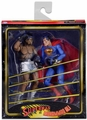 "Superman vs Muhammad Ali  - 7"" Scale Action Figure - 2 Pack NECA"