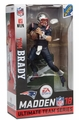Tom Brady (New England Patriots - Color Rush Uniform) EA Sports Madden NFL 18 Ultimate Team Series 1 McFarlane