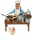 Swedish Chef and Camilla The Muppets Series 4 Action Figure 2-Pack Diamond Select Toys