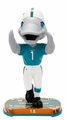 T.D. (Miami Dolphins) Mascot 2017 NFL Headline Bobble Head by Forever Collectibles