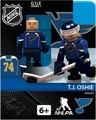 T.J. Oshie (St. Louis Blues) NHL OYO Minifigure