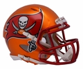 Tampa Bay Buccaneers Riddell Blaze Alternate Speed Mini Helmet