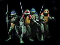 Teenage Mutant Ninja Turtles Complete Set (4) NECA