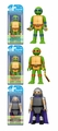 Teenage Mutant Ninja Turtles Complete Set (3) Funko Playmobil