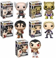 Tekken Complete Set (5) Funko Pop!