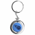 Tennessee Titans NFL Spinner Keychain
