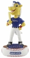 Texas Rangers Mascot 2018 MLB Baller Series Bobblehead by Forever Collectibles