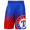 Texas Rangers MLB Gradient Polyester Shorts By Forever Collectibles