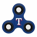 Texas Rangers MLB Team Three Way Spinner