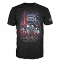 The Force Awakens (Star Wars: Episode VII The Force Awakens) POP! Tee