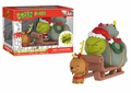 The Grinch and Max (How The Grinch Stole Christmas!) Funko Dorbz Rides