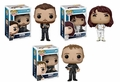 The Leftovers Complete Set (3) Funko Pop!