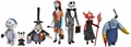 The Nightmare Before Christmas (Set of 6) ReAction 3 3/4-Inch Retro Action Figure