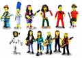 The Simpsons 25th Anniversary: Celebrity Guest Stars Series 4 NECA