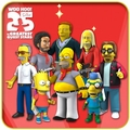 The Simpsons 25th Anniversary: Celebrity Guest Stars Series 5 NECA