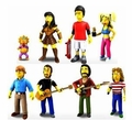 The Simpsons 25th Anniversary: Celebrity Guest Stars Series 2 NECA