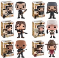 (The Walking Dead) Funko Pop! Series 6 Complete Set (6)