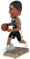 Tim Duncan (San Antonio Spurs) 2015 Springy Logo Action Bobble Head Forever Collectibles