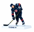 "TJ Oshie (Team USA) 2016 World Cup Of Hockey 6""Figure Imports Dragon"