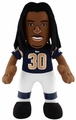 "Todd Gurley (Los Angeles Rams) 10"" NFL Player Plush Bleacher Creatures"
