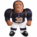 "Todd Gurley (Los Angeles Rams) 24"" NFL Plush Studds by Forever Collectibles"